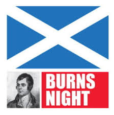 Burns Night - SOLD OUT