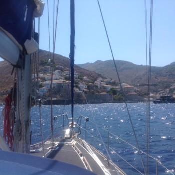 Day skipper RYA course