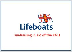 Craning Out - RNLI Fish Supper