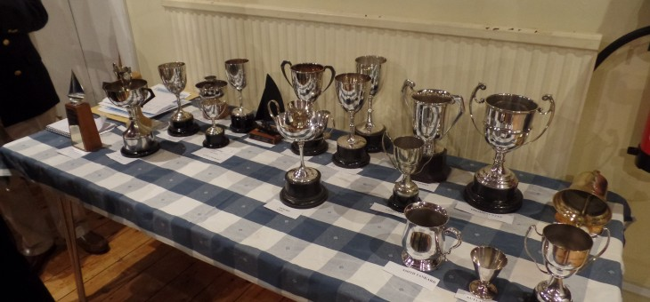 2017 Sailing Awards Evening
